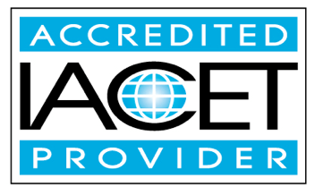 IACET Accreditation logo